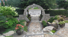 Custom Landscape Designs and Installations